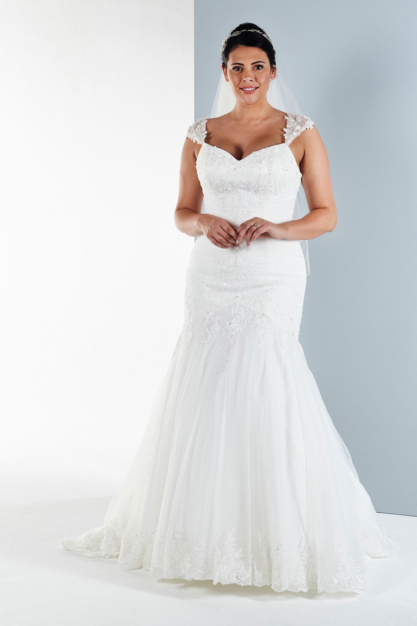 50a92c061a51 Wedding Dress - Avril - Luxury Discount Bridalwear