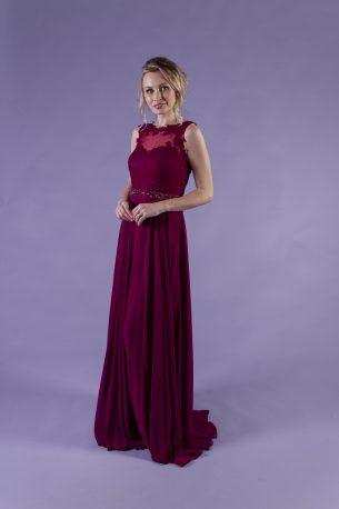 Chi-Chi-Burgundy-Bridesmaid-Dress