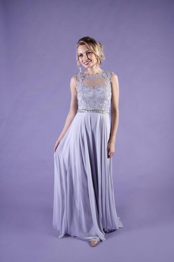 Chi-Chi-Silver-Bridesmaid-Dress