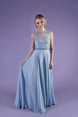 Chi-Chi-Sky-Blue-Bridesmaid-Dress