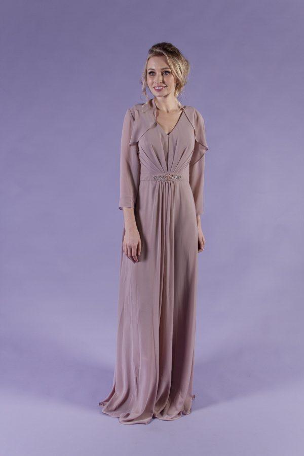 Floris-Dusky-Pink-Bridesmaid-Dress