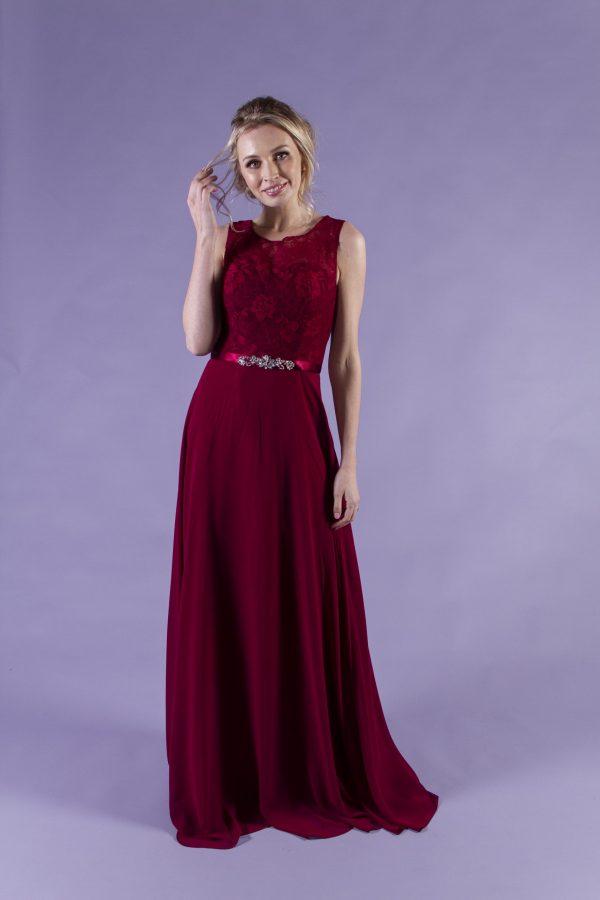 Janelle-Burgundy-Bridesmaid-Dress