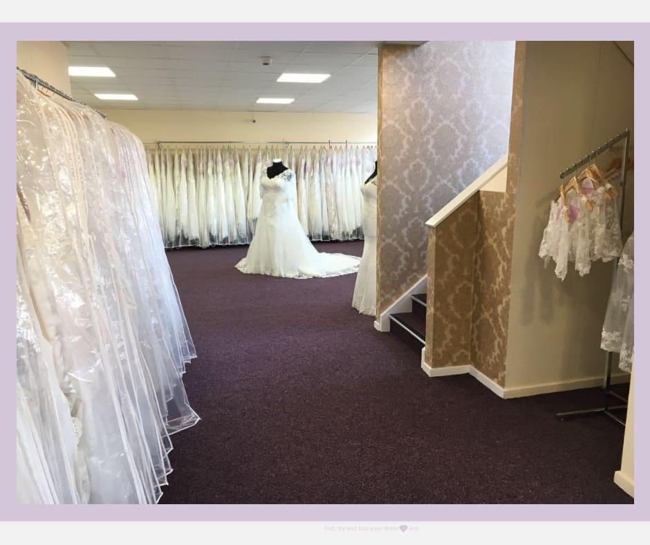 Burton-on-Trent Wedding Outlet