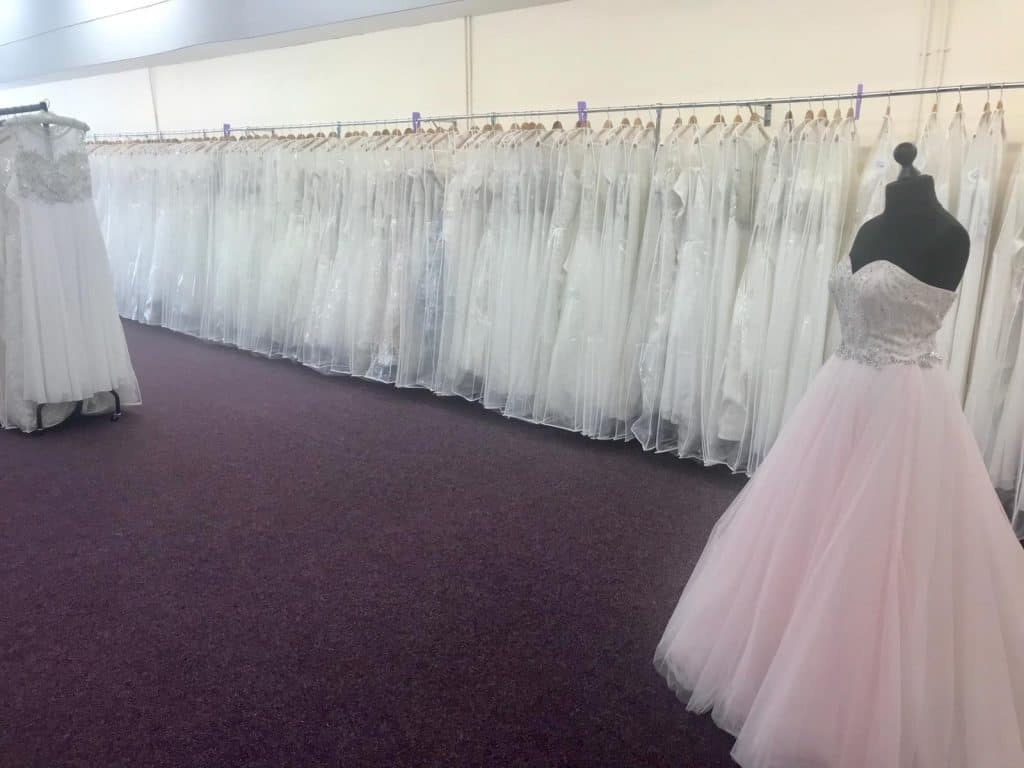 Wedding Dress Outlet - Stockport, Newcastle, West Bromwich, Burton