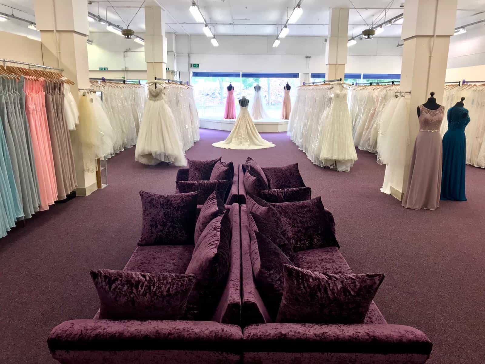 Where to Buy a Wedding Dress in West Bromwich