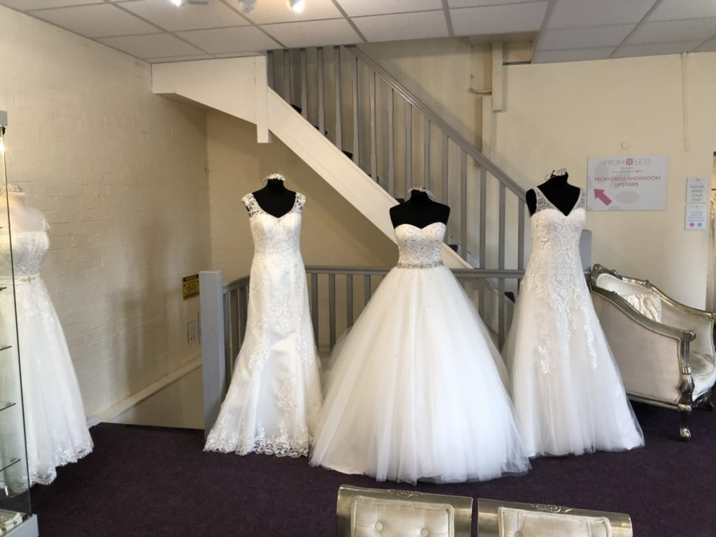 Where to Buy a Wedding Dress in Stockport