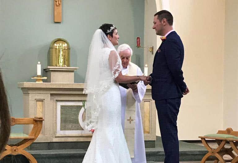 Real Brides – Katy and James Rutter