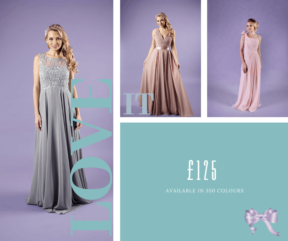 love it bridesmaids dress header